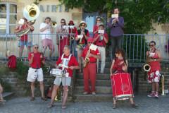Questembert - Rochefort-en-Terre, juillet 2010