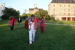 Fête de la musique - Montauban-de-Bretagne, juin 2014