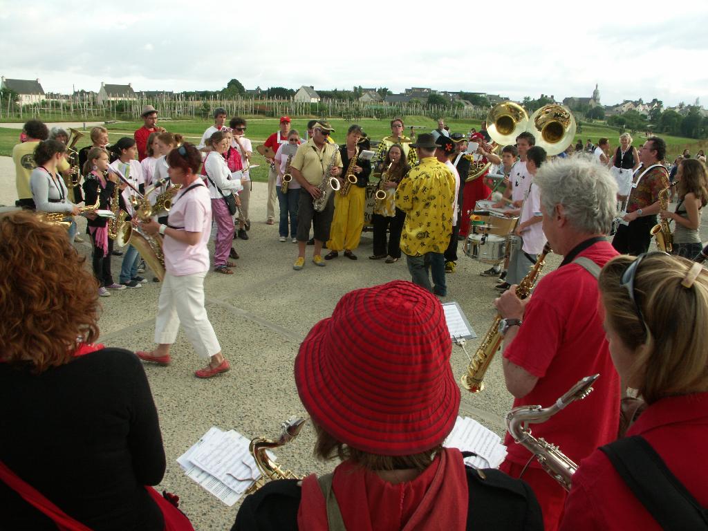 Langueux, juillet 2009