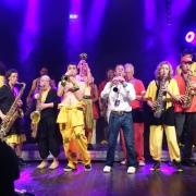 Les fanfares sur scène - L'Hermitage, mai 2014