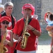 Bernard, saxophone ténor - Fanfare Prise de bec