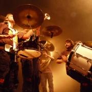 Les Fonk\'farons au festival Les vents dominants, L\'Hermitage, mai 2104